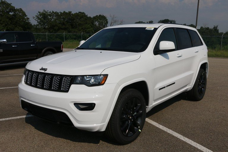 new 2017 jeep grand cherokee altitude sport utility in greensburg j21574 hillview motors. Black Bedroom Furniture Sets. Home Design Ideas