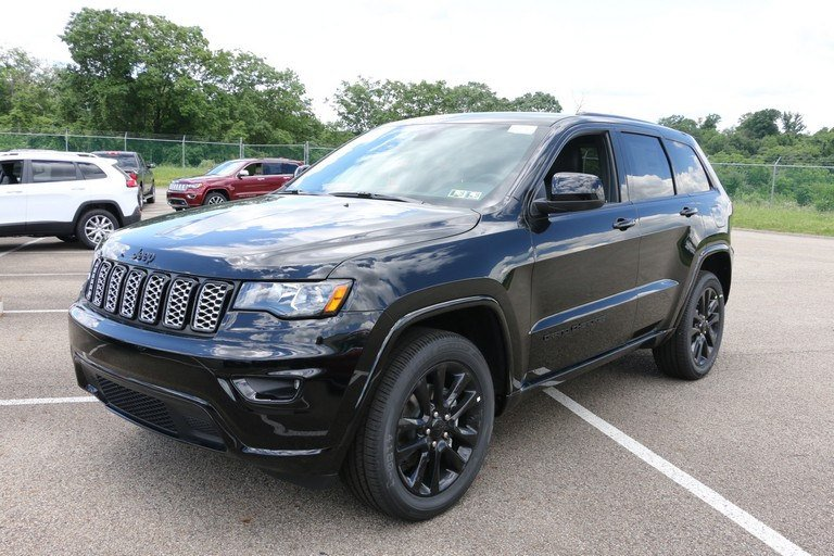 new 2017 jeep grand cherokee altitude sport utility in greensburg j21485 hillview motors. Black Bedroom Furniture Sets. Home Design Ideas